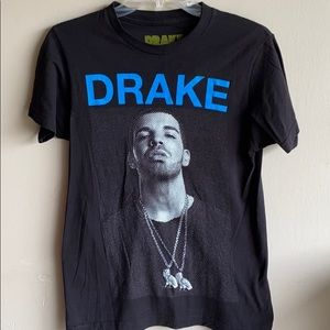 Drake 2013 authentic and concert T-shirt small